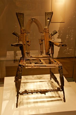 Throne of Weapons