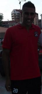 Tiago Galvão da Silva Footballer