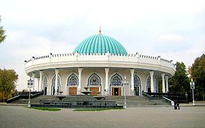 Amir Timur Museum - Tashkent's Amir Timur Museum