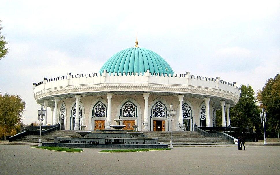 Timur Lane Museum, Tashkent, Uzbekistan