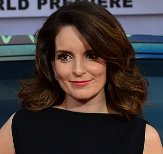 Tina Fey American comedian, writer, producer and actress