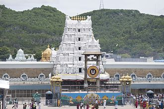 Vyasatirtha - Vyasatirtha served as the head priest at the Venkateswara Temple, Tirumala.