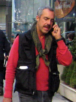 Titus Welliver in New York (maart 2010)