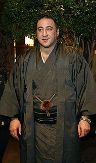 Tochinoshin Tsuyoshi Georgian sumo wrestler
