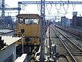 Tokaido Shinkansen Shinosaka railway track maintenancea line.jpg