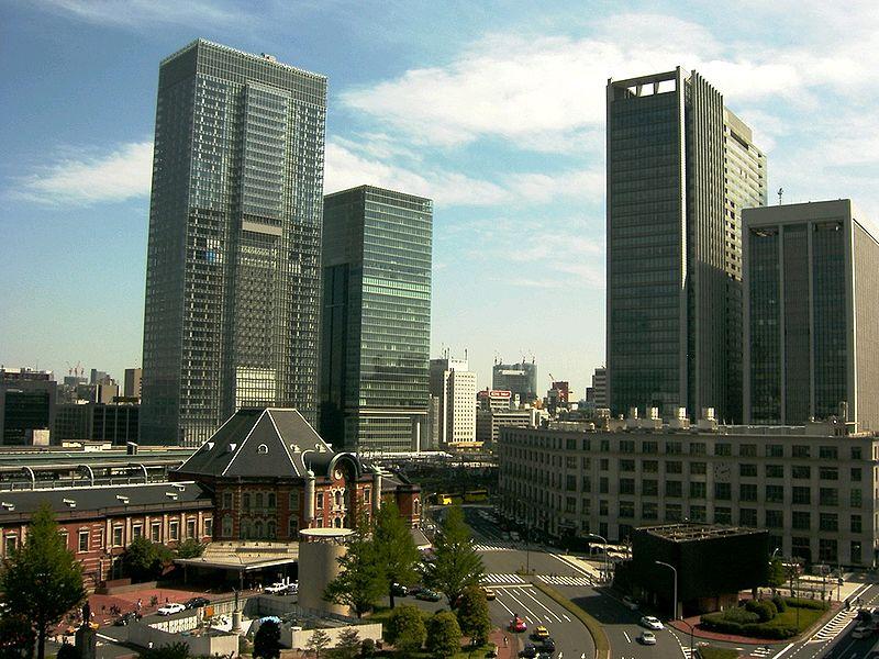 画像:Tokyo Station 2007-0429-2.jpg