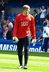 Adrenalyn XL manchester united 11//12 #002 Tomasz Kuszczak-goal Keeper