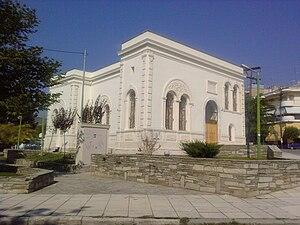 Evrenos - Mausoleum of Gazi Evrenos at Giannitsa (after restoration)
