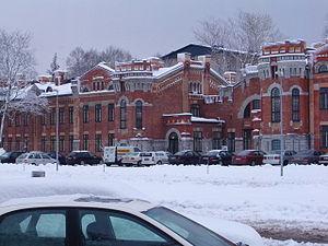 Tondi - Image: Tondi kasarmud (Tallinn)