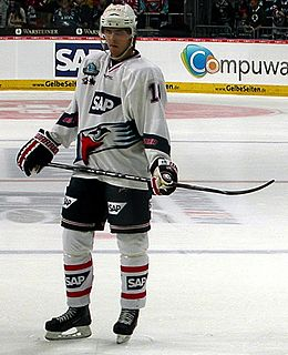 Toni Ritter German ice hockey player