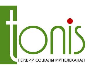 Tonis (Ukraine) - Image: Tonis logo