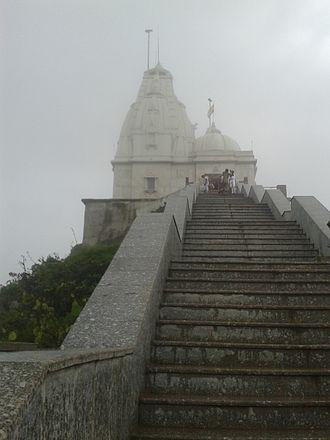 Shikharji - Tonk of Parshvanatha, Shikharji