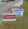 Topinka and Blagojevich signs (292088390).jpg