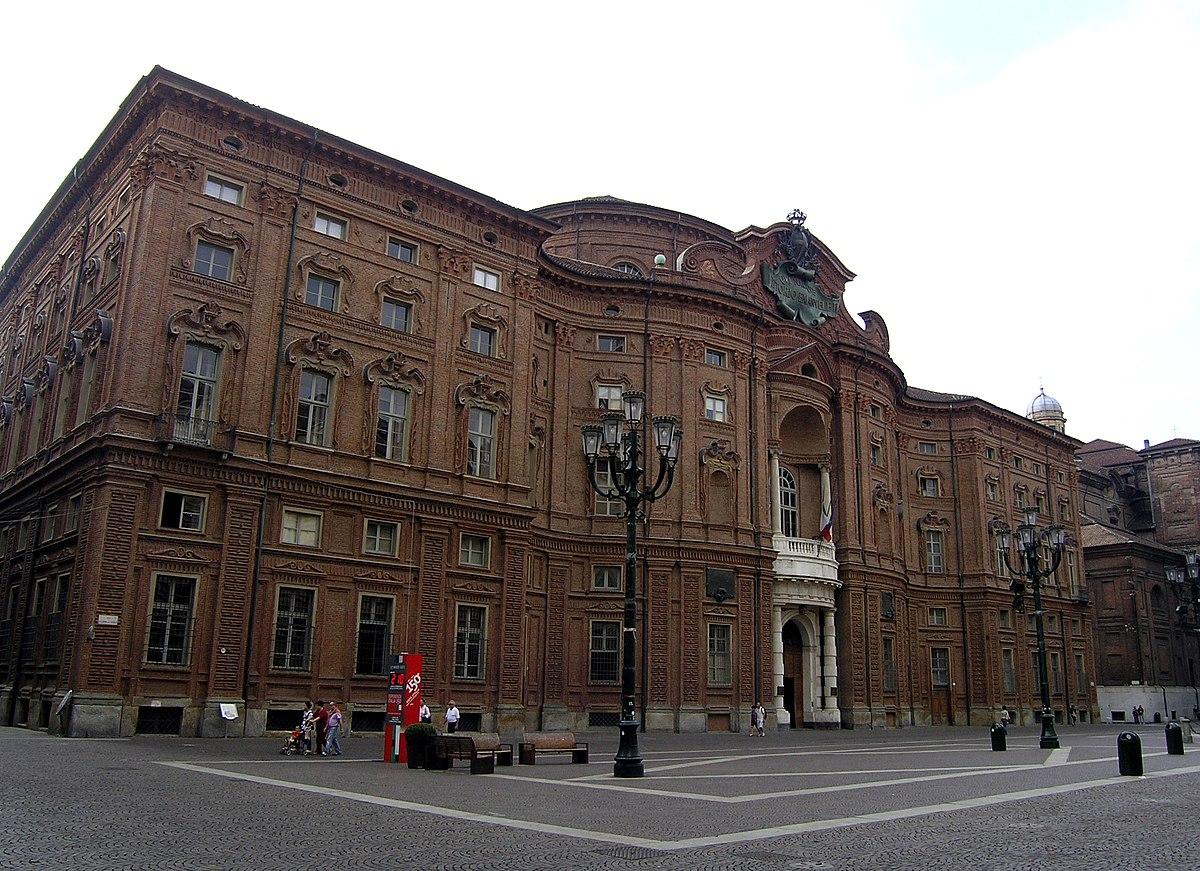 Palazzo carignano wikipedia for Designhotel turin