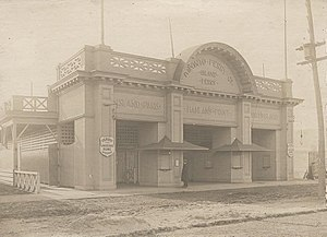 Jack Layton Ferry Terminal - Terminal in 1899.