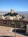 Torre Alfonsina desde la torre del Espolón - Lorca.jpg