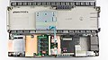 Toshiba Satellite 220CS - mouse buttons part opened-9165.jpg