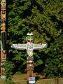 Totem Pole, Stanley Park - panoramio.jpg