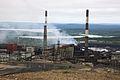 Továrna v pohraniční oblasti, město Nikel - panoramio.jpg