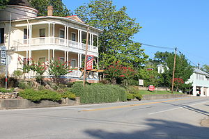 Burton, Texas - Image: Town of Burton 1