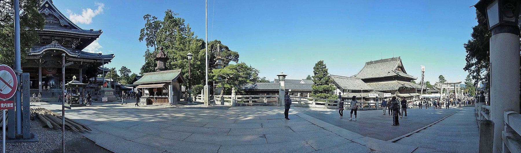 Toyokawa inari shrine , 豊川稲荷 - panoramio (12).jpg