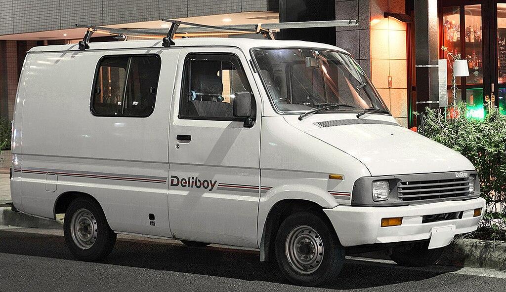 Toyota Deliboy 001