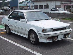 тойота карина 1988