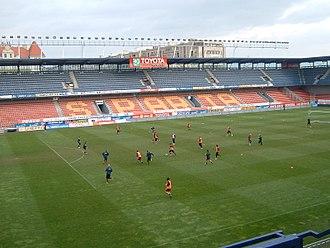 2015 UEFA European Under-21 Championship - Image: Toyotaarena