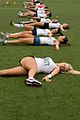 Training of Seattle Mist Lingerie Football 0117.jpg