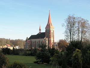 Třanovice - Saint Bartholomew Church