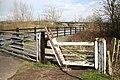Trentside gate - geograph.org.uk - 737829.jpg