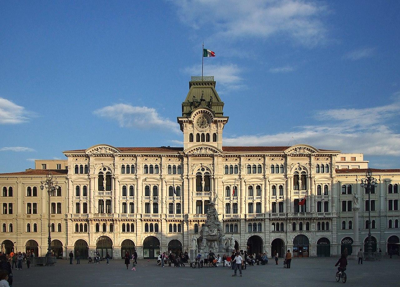 File:Trieste-CityHall.jpg - Wikipedia