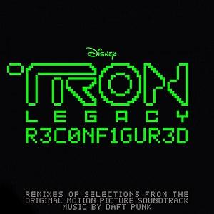 Tron: Legacy Reconfigured - Image: Tronlegacyreconfigur ed