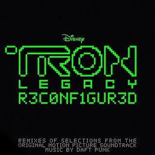 <i>Tron: Legacy Reconfigured</i> 2011 remix album by Daft Punk