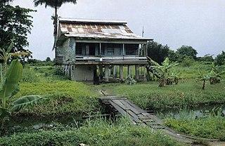 Marienburg, Suriname Place in Commewijne District, Suriname