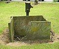 Trough and Pump - Trinity Road - geograph.org.uk - 859378.jpg