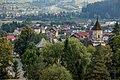 Turla Mănăstirea Moldovița , vedere panoramica.jpg