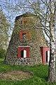 Turmwindmühle in Wallwitz 2016 Aufnahme & Copyright MEH Bergmann.jpg