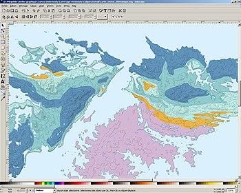 Корбар JaneVannin translations topographic — Википедия
