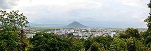 Tuy Hòa - Image: Tuy Hoa Panorama