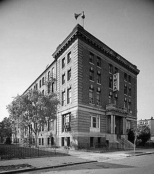 William Sidney Pittman - Twelfth Street YMCA Building, 1816 Twelfth Street Northwest (Washington, District of Columbia)