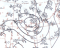 Typhoon Ora July 26, 1966 surface analysis.png