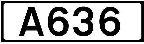 UK road A636