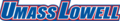 UMass Lowell Athletics wordmark.png