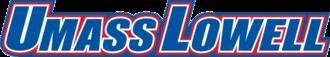 UMass Lowell River Hawks - Image: U Mass Lowell Athletics wordmark