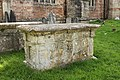 UNIDENTIFIED MONUMENT IN THE CHURCHYARD ABOUT 6 METRES NORTH OF NORTH AISLE OF CHURCH OF ST ANDREW, Chew Magna GII LB 1135971 02.jpg
