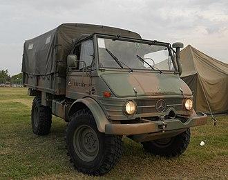 Unimog 406 - Unimog 426 of the Argentine army