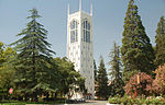 The University of the Pacific in Stockton