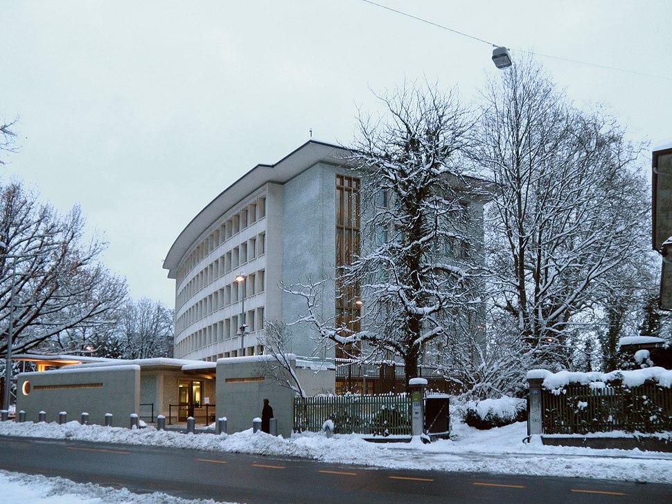 US-Botschaft Bern