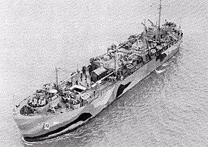 USS Achelous (ARL-1) - Image: USS Achelous (ARL 1)